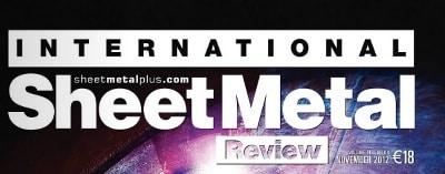 News international sheet metal november 2012